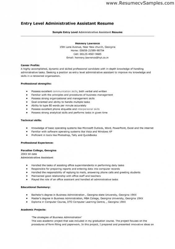 advertising resume entry level new grad. entry level resumes ...