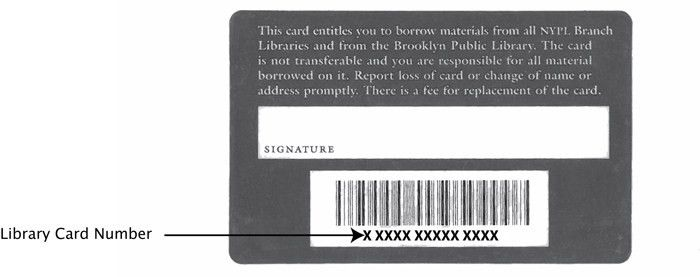Get a Library Card at NYPL | The New York Public Library