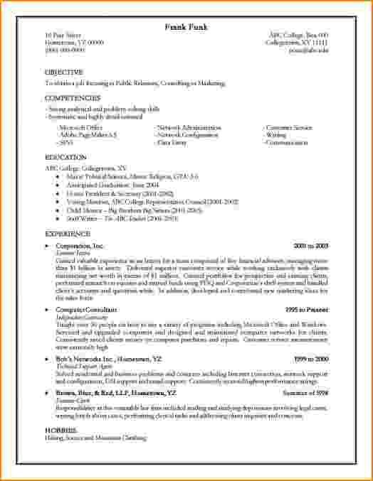 Innovation Ideas How To Make A Basic Resume 13 Resume Builder Free ...