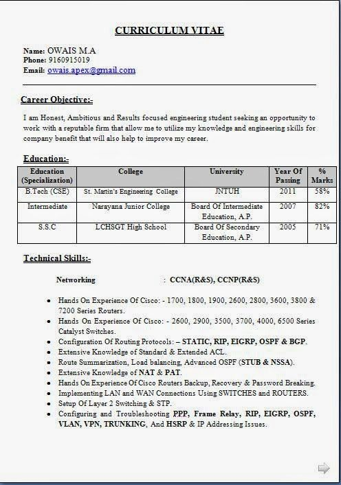 Sweet Ideas Ccna Resume 7 Network Engineer Resume Template 9 Free ...