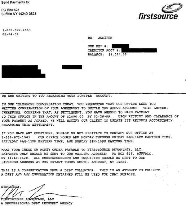 sample letter Archives - Page 2 of 2 - Leave Debt Behind