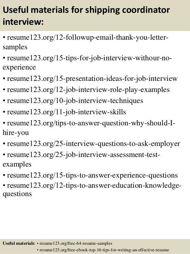 Shipping Resume Sample Professional Receiving Clerk