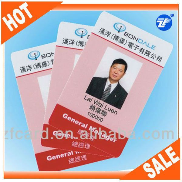 Free Design~~~!!! Free Sample Loyalty Card/membership Id Card ...