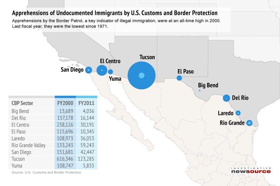 Prosecutions rare in Border Patrol shootings | Deadly patrols