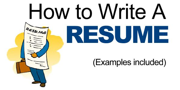 How to Write a Resume - How to Make a Resume — Job Interview Tools