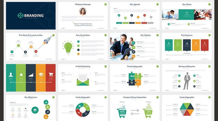 Professional Powerpoint Design Templates - Casseh.info