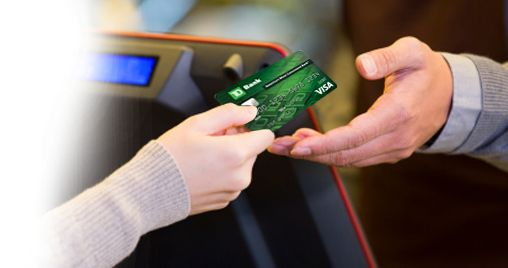 TD Bank Visa<sup>®</sup> Debit Card: the easy and secure way to ...