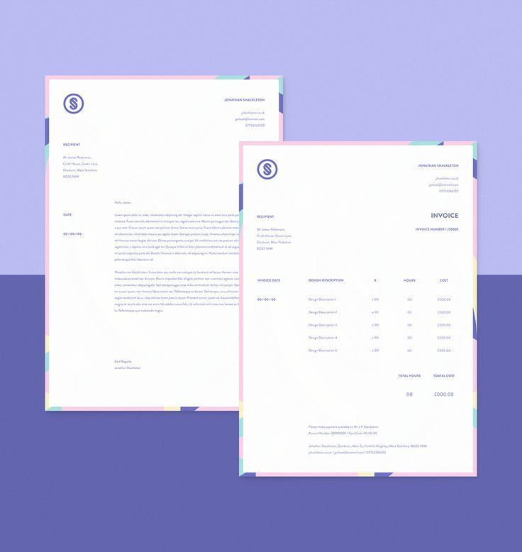 13 best Invoice and Timesheet designs images on Pinterest ...