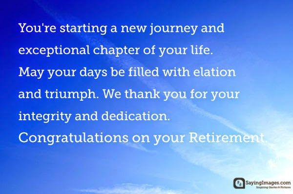 20+ Retirement Quotes   SayingImages.com