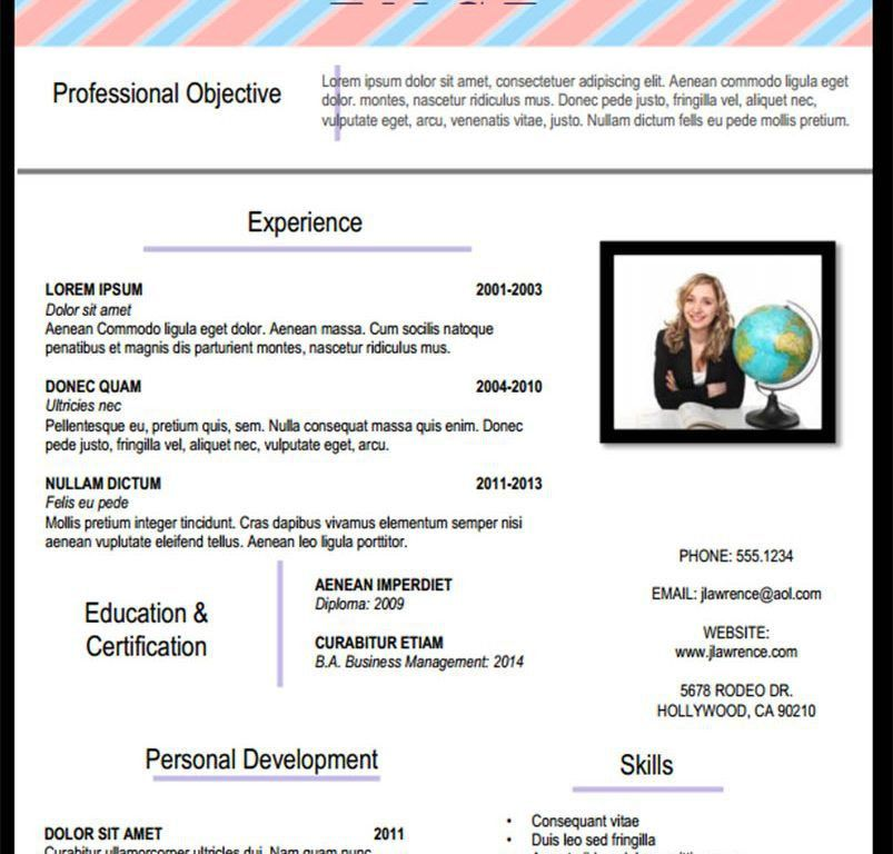 how to write a resume that stands out best 25 resume examples