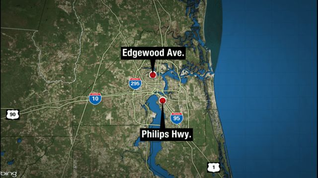 Similar suspect description in 2 Wells Fargo incidents