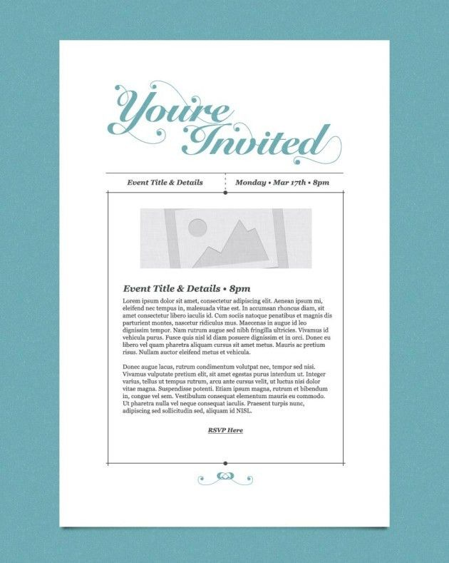 Business Dinner Invitation Letter Template Sample : Helloalive