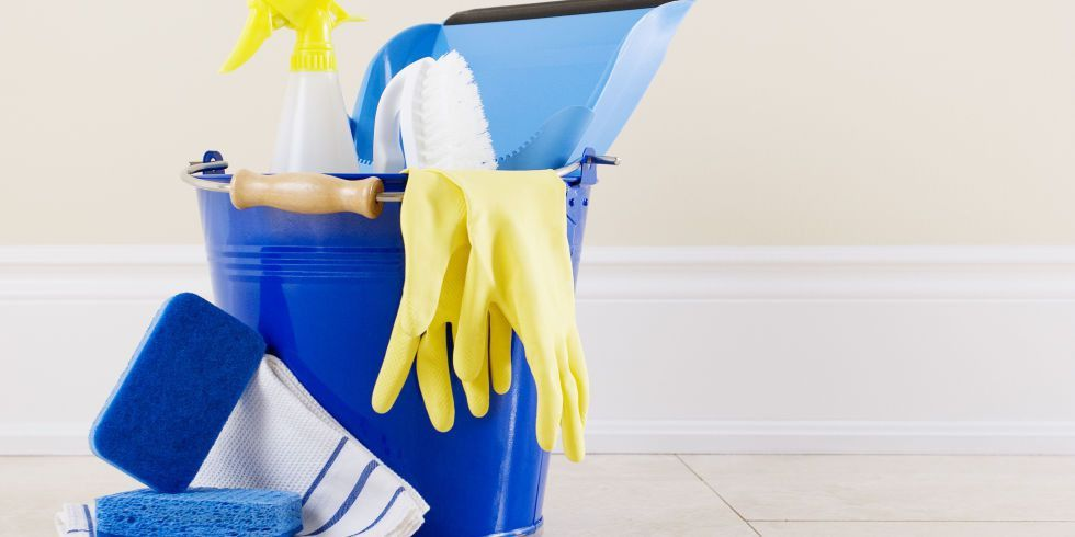 30 Spring Cleaning Tips - Quick & Easy House Cleaning Ideas