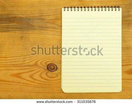 Notebook Page Stock Images, Royalty-Free Images & Vectors ...