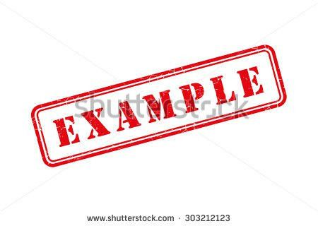 Example Word Stock Images, Royalty-Free Images & Vectors ...
