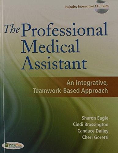 9780803621282: The Professional Medical Assistant: An Integrative ...