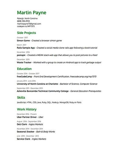 Help with Resume/Cover letter/Portfolio/Applying to jobs - Help ...