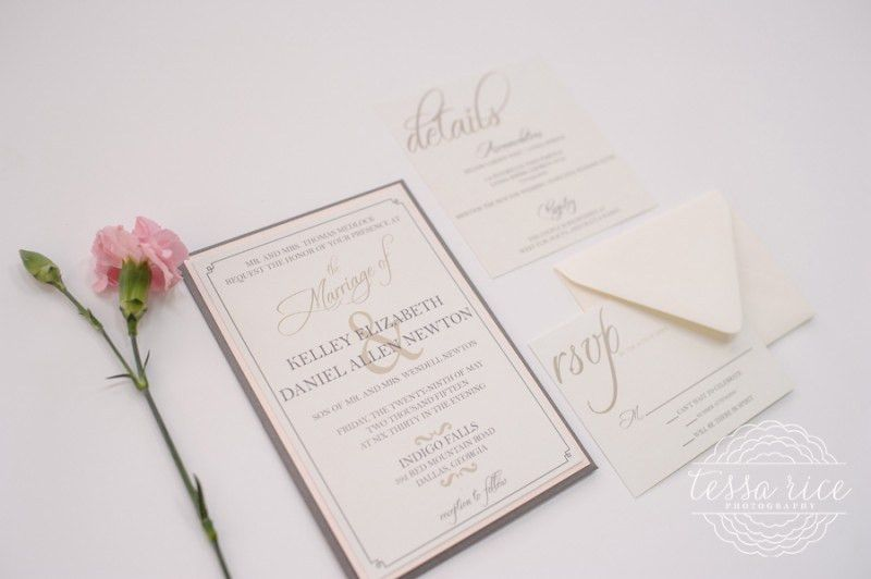 Wedding Invitation Wording for Sticky Situations | oh my! designs ...