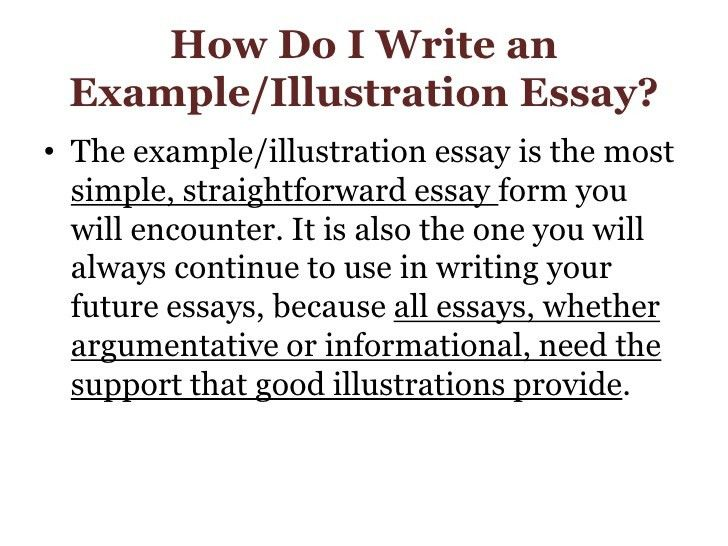 student example essay 3. argument essay example example of ...