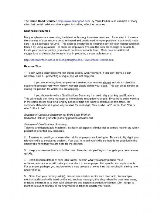 Summary On A Resume How To Write A Resume Summary 21 Best