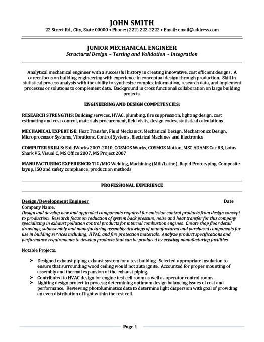 Process Validation Engineer Sample Resume Download Process