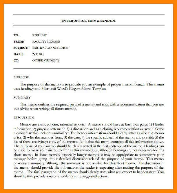 Memo Form Template, sample policy memo - 5+ documents in word, pdf ...