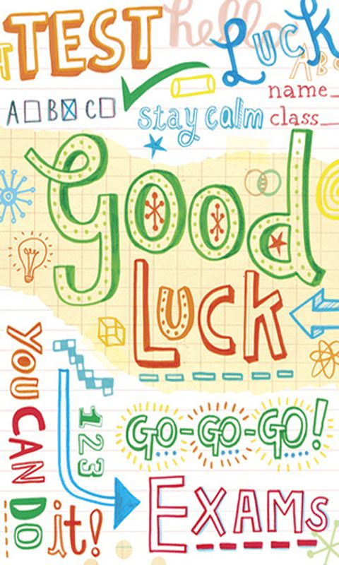 Exam Best Wishes - Android Apps on Google Play