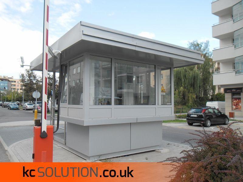 Security Gatehouse - KC Solution