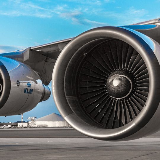 Jet Engine Maintenance: This Is How We Do It - KLM Blog