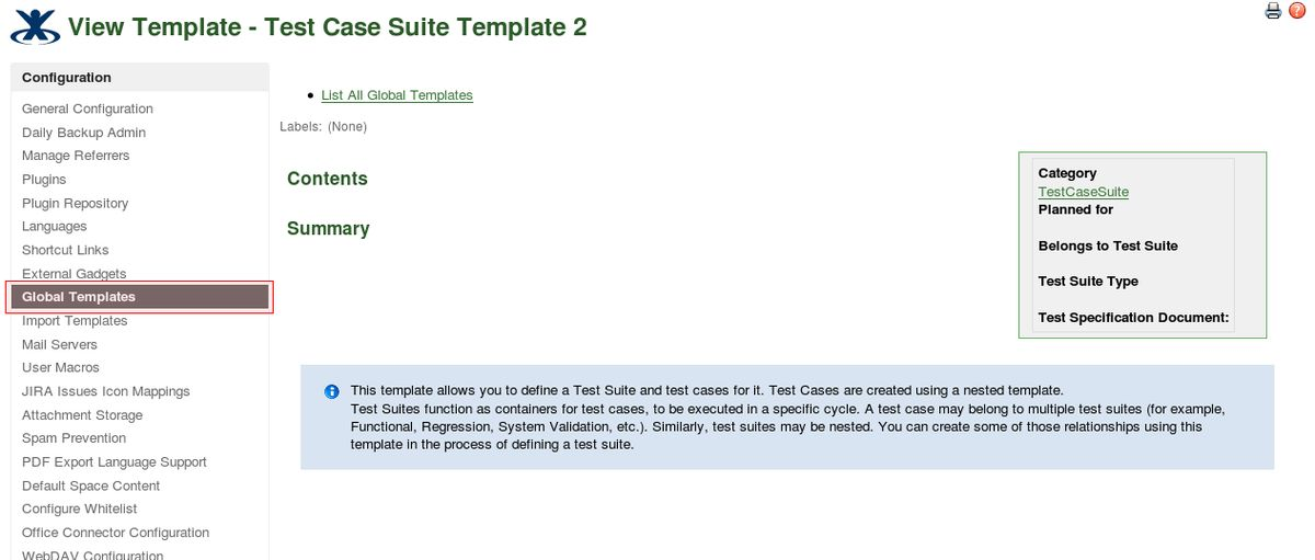Example Test Case Management with zAgile Teamwork 2.0 - zAgile ...