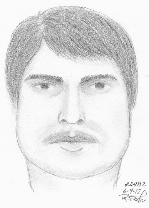 Person Found Dead by Police - Composite Sketch - Fairfax County ...