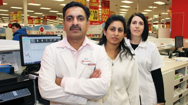 Target lawsuit seeks more time for pharmacy | CambridgeTimes.ca