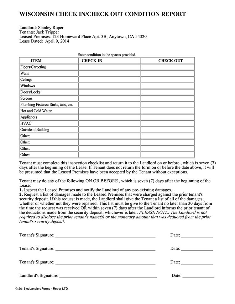 Lease Addenda – Rental Agreement Addenda | EZ Landlord Forms