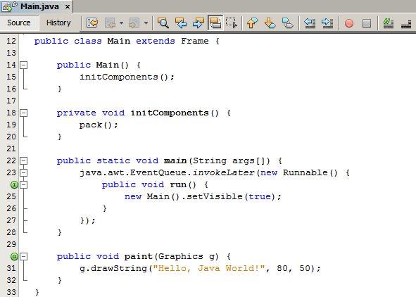 NetBeans Java ME CDC Development Quick Start Guide