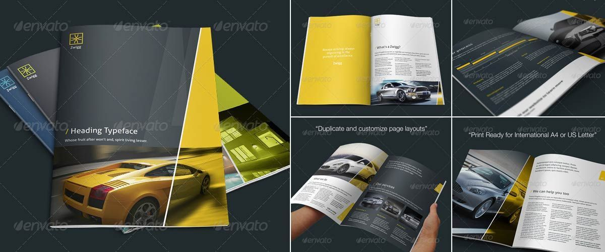 Great Print Templates for Business | Make Lemonade