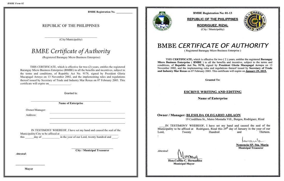 What is BMBE - U.IHub Philippines