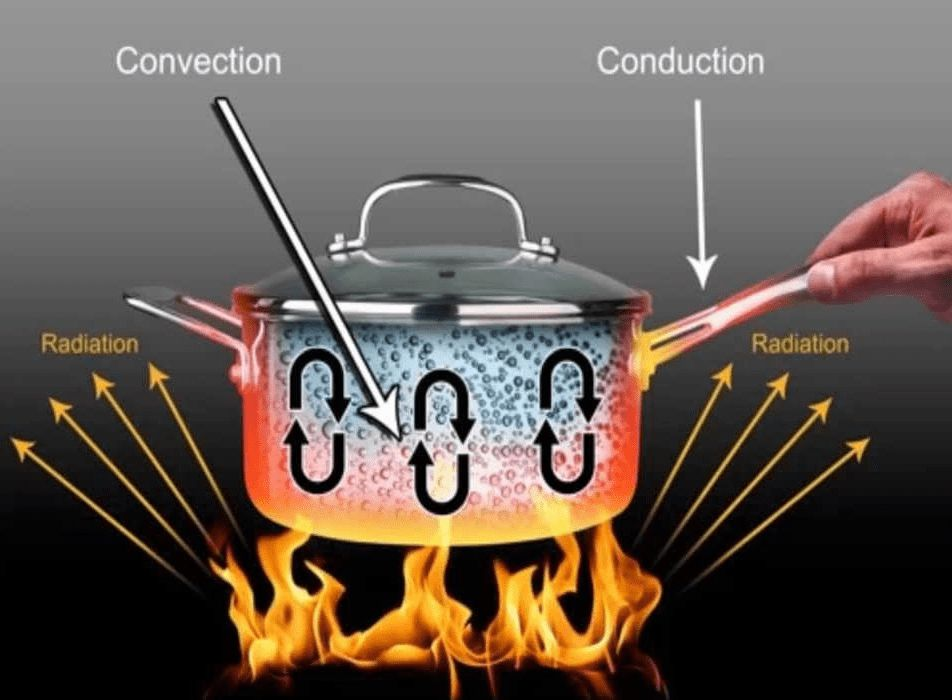 The Physics of a Thermos (& All About Heat Transfer)