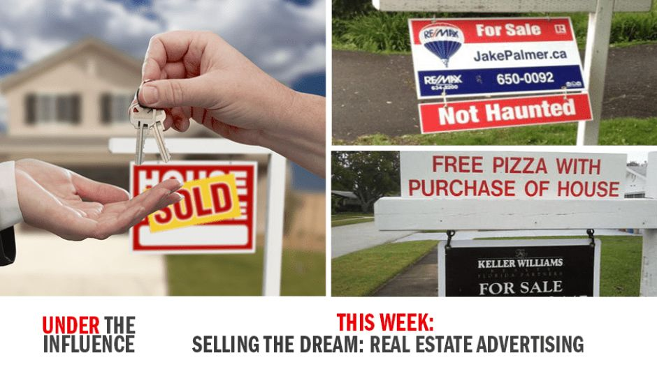 Summer Series - Selling The Dream: Real Estate Advertising - Home ...