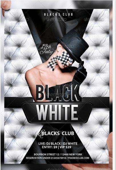50+ Cool club flyers & party flyer templates   Flyer psd