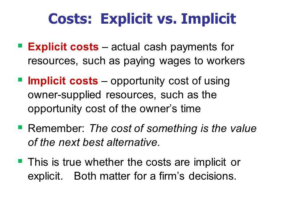 Total Revenue, Total Cost, Profit - ppt download