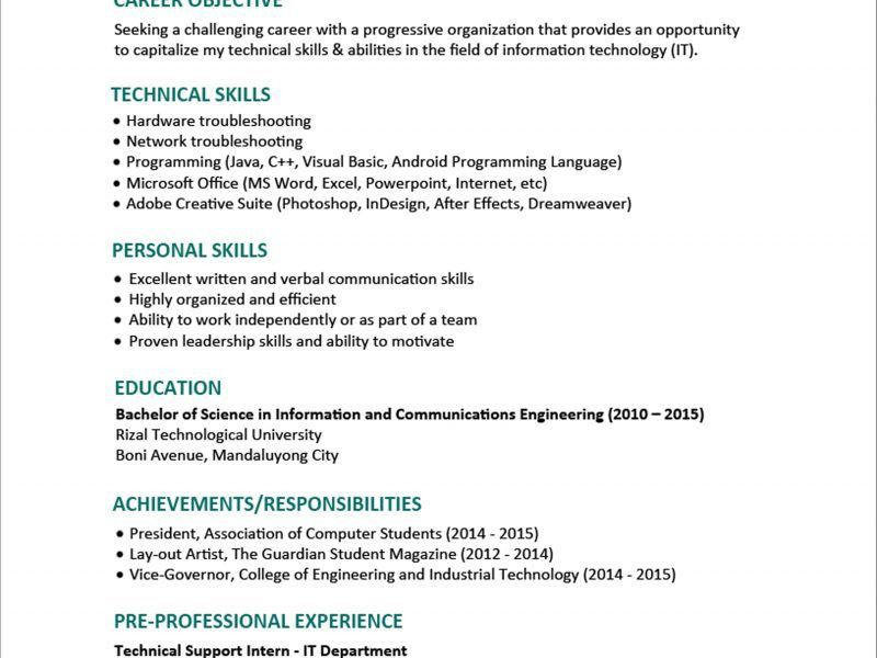Spectacular Idea Copies Of Resumes 9 Examples Of Resumes Resume ...