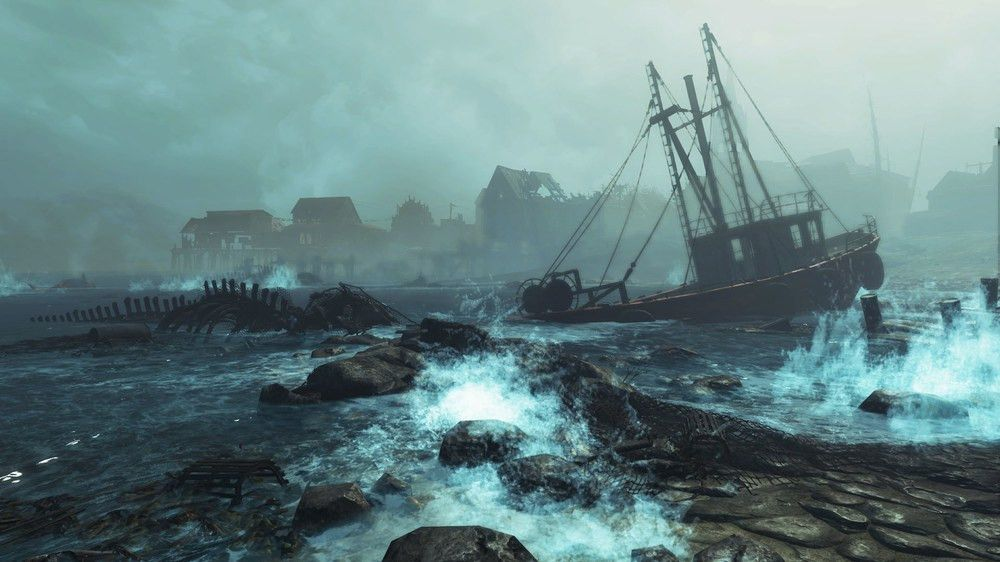 On 'Fallout 4: Far Harbor' and Being Able to Say Goodbye to ...