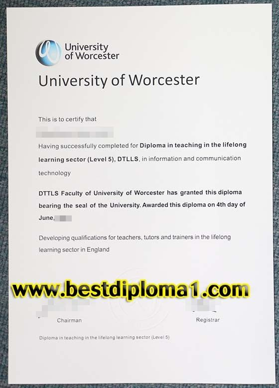 How to order University of Worcester certificate?_buy university ...