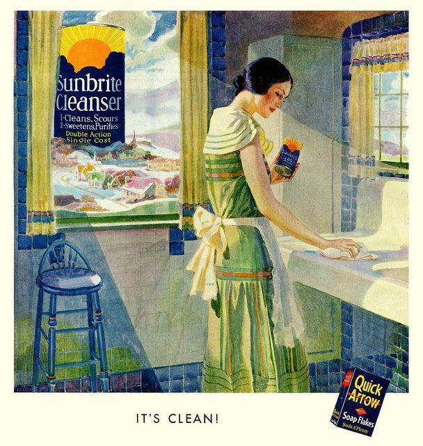 23 best Cleaning ads images on Pinterest | Vintage ads, Vintage ...