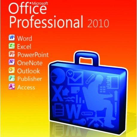 Microsoft Office 2010 Professional Plus for Charities, Churches ...