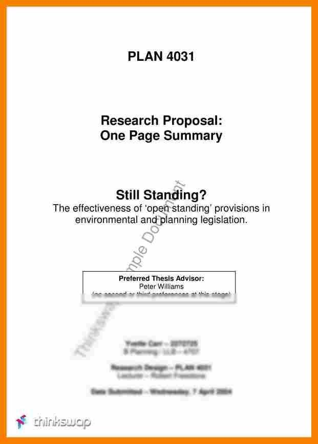 4+ research proposal cover page template | blank budget sheet