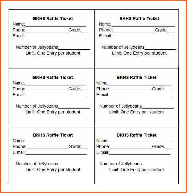 E Ticket Template Flight Itinerary Template 6 Free Word Pdf – Raffle Ticket Word Template