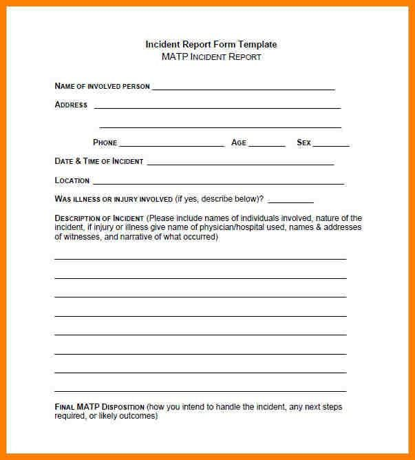 11+ security guard incident report template | farmer resume
