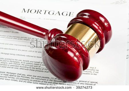 Blank Mortgage Application Form And Gavel Stock Photo 39274273 45 ...