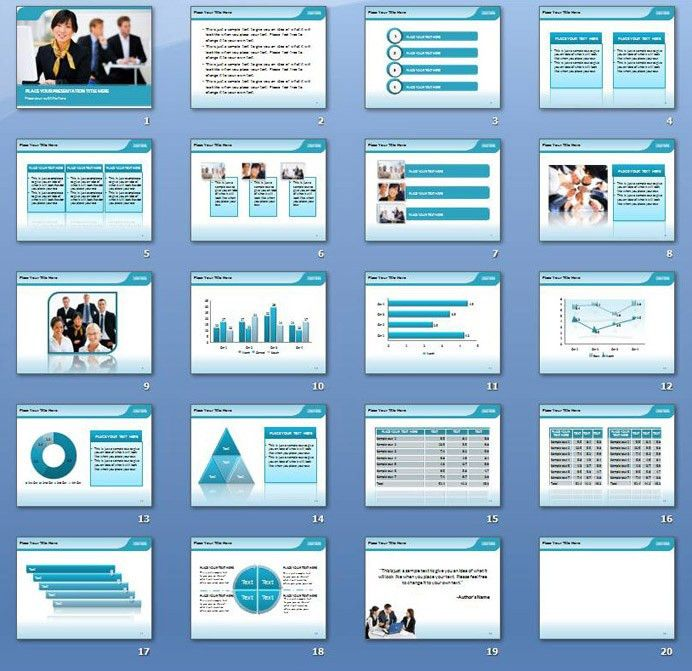 Premium DeskTop Meeting PowerPoint template background in People ...